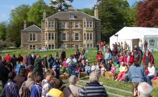 The Fife Show, Kinloss Estate, Cupar, Fife