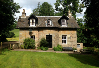 Garden Cottage, Kinloss Estate, Cupar, Fife