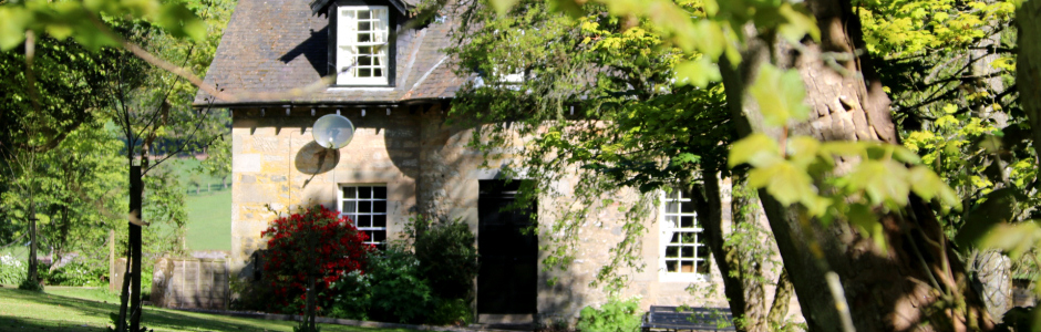 Garden Cottage, Kinloss Estate, Cupar, Fife, Scotland