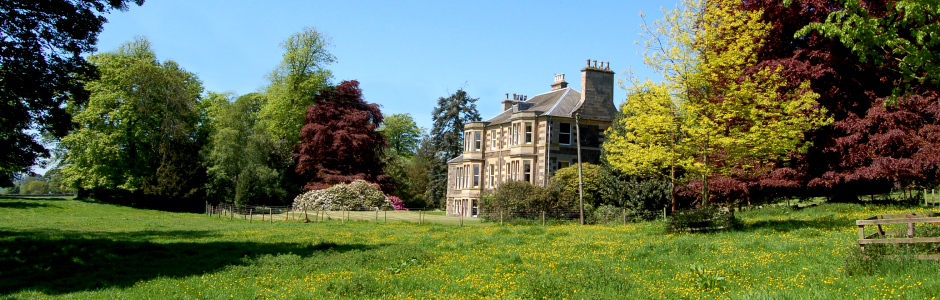 Kinloss House, Kinloss Estate, Cupar, Fife, Scotland